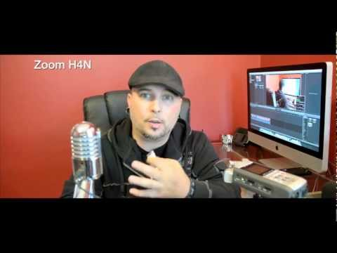 Audio Test: Zoom H4N vs. Samson Meteor Mic
