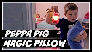 PEPPA PIG MAGIC PILLOW