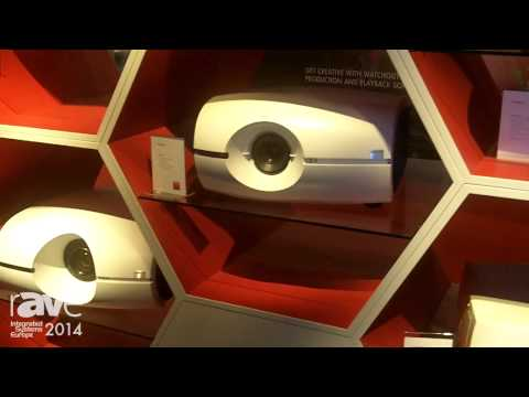 ISE 2014: Barco Shows Off One-chip And Three-Chip DLP Projectors For Corporate AV