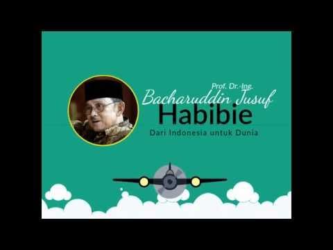 [GNFI]  BJ Habibie, Dari Indonesia untuk Dunia - Good News From Indonesia