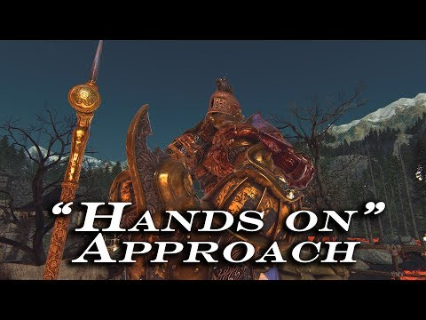 For honor - Hands on Approach