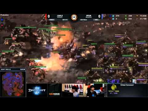 10/3/14 [ESGN TV Daily News] -- SeatStory Cup Results for StarCraft II & Hearthstone