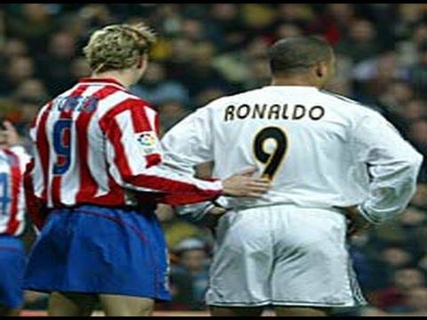 Ronaldo Vs Athletic Madrid La Liga 03/04 Spanish Commentary