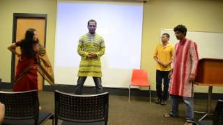 Download Natok by BSA@USC, Fresher's reception 2013 3Gp Mp4