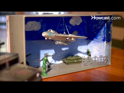 How to Make a Diorama