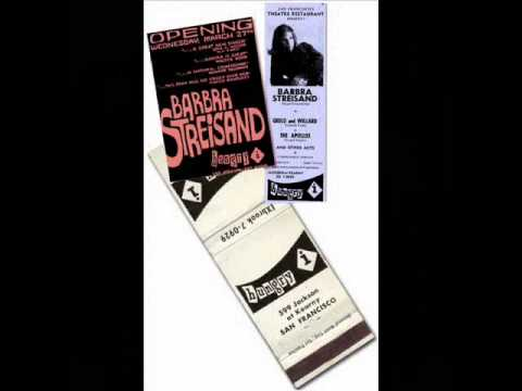 Barbra Streisand - Like a Straw in The Wind