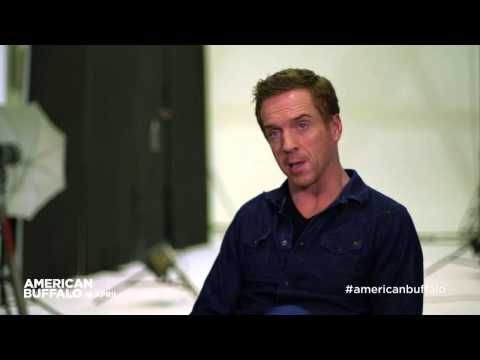 Damian Lewis 'American Buffalo' Interview