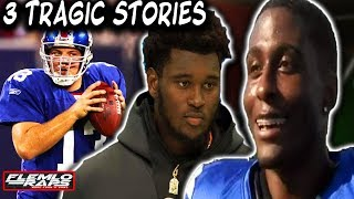 From NFL to JUCO: 3 TRAGIC Football Stories From July 4, 2019!