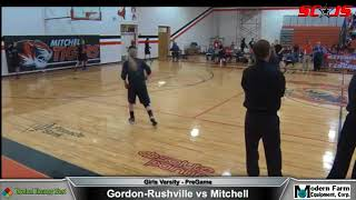 BASKETBALL - Mitchell vs Gordon Rushville - WHOLE GAME & COMMENTARY - FREAM Sports