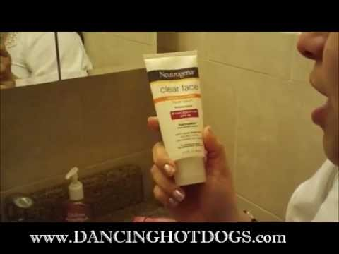 Neutrogena Acne Free Skincare 2013