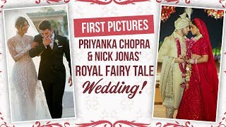 Priyanka Chopra and Nick Jonas' wedding: First wedding official photos out | NickYanka | Pinkvilla