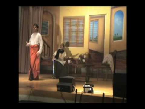 St. Thomas Christmas Social - Skit by OCYM - Minnunnathellam Ponnalla - Part 1