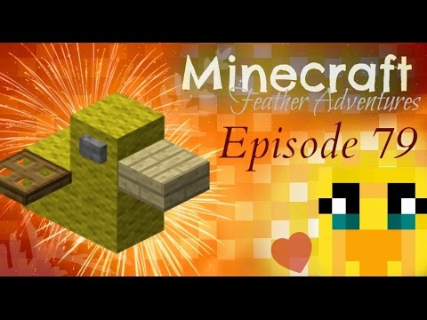Minecraft PC - Feather Adventures : Protect The Nest - {79}