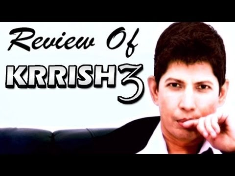 Krrish 3 : Online Movie Review video
