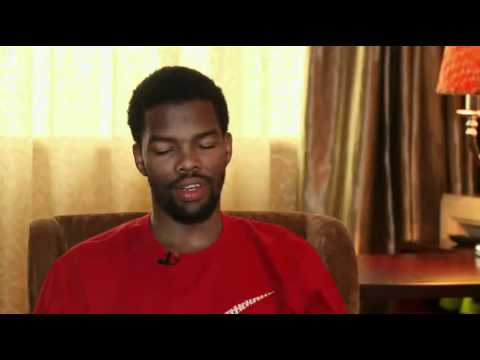 Aaron Brooks Inside Look of Basketball Life of Brooks in China