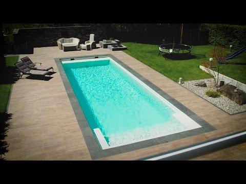 Kindersicheres Zuhause, Kunst am Garagentor, Pool im Garten, Solarwärme-Check | BAUEN & WOHNEN