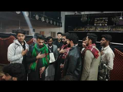 Kazmi Brothers | Boli Masooma Sakina sa Meray Piyaray Baba