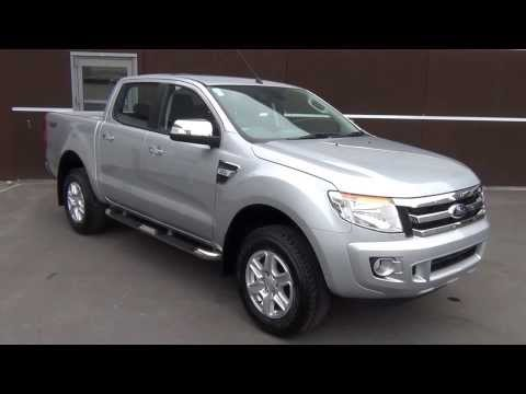 2013 Ford Ranger XLT - Doublecab Car Review   THF