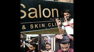 My haircut episode 2  2019 # hairstyle for men # haircut for men