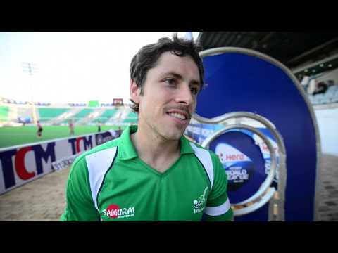 Hero Hockey World League Rd 2 Delhi: Post Match Interview with Ronan Gormley