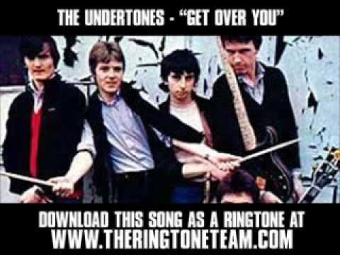 The Undertones - Get Over You [ New Video + Lyrics + Download ]
