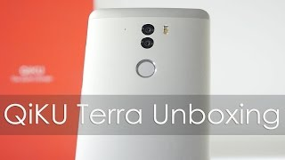QiKU Terra Smartphone Unboxing & Overview