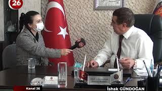 İshak Gündoğan Mahmudiye Belediye Başkanı