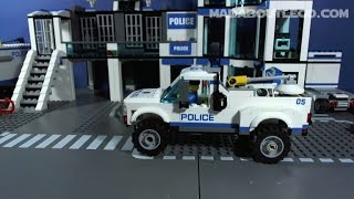 LEGO CITY POLICE PATROL 60045