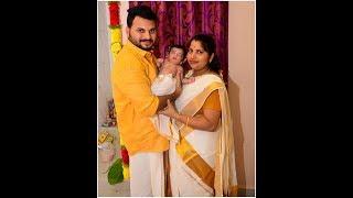 28th Day Noolukettu + Naming Ceremony of Vedanth Mangalath - Hindu+Kerala+Malayalam