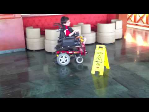 HANDIDRIFT: Wheelchair Drifting - Genesis Music Videos
