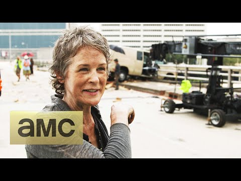 (spoilers) Making Of Episode 506: The Walking Dead: Consumed video