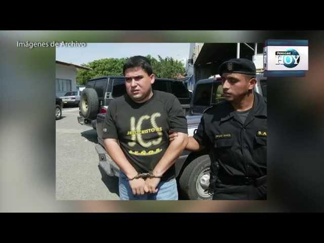 Byron Linares Cordón es entregado a EE. UU.