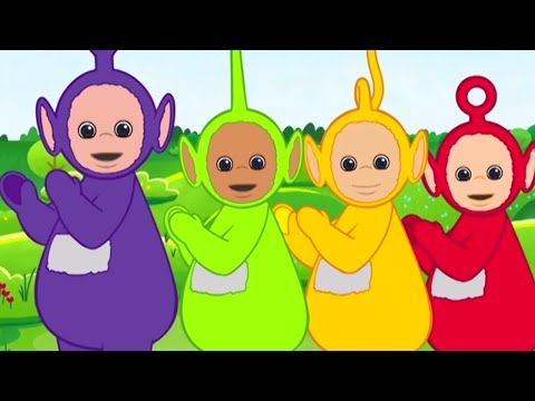 If Your're Happy and You Know it + Many More Nursery Rhymes for Children | Kids Songs Teletubbies