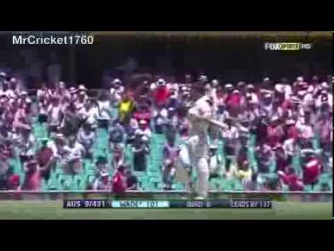 Matthew Wade 102* vs Sri Lanka SCG 3rd Test