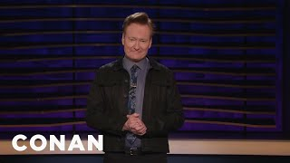 Conan: Elizabeth Warren Is Polling Number One With Philosophy Majors - CONAN on TBS