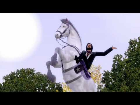 Trevor Mountleg Presents The Sims 3 Pets