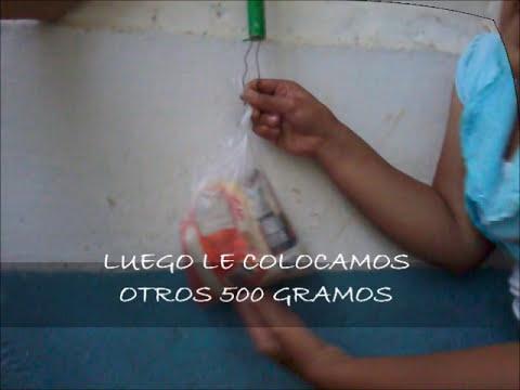 CONSTRUCCIÓN DE DINAMÓMETRO