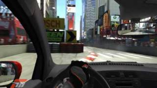 Forza Motorsport 3: fiat 500 abarth crash