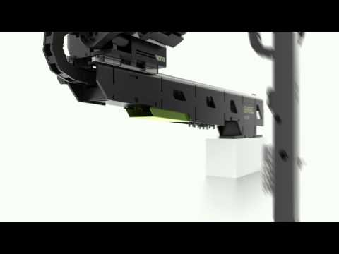 ENGEL e-pic USP turntable Animation