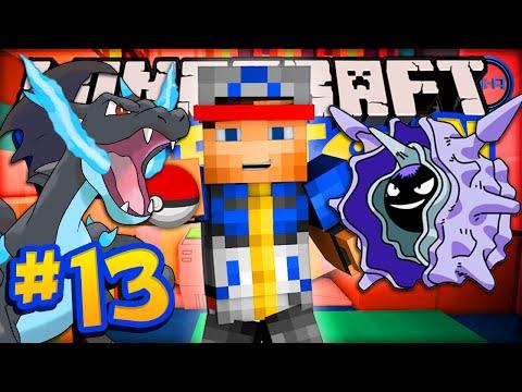 Minecraft Pixelmon - PIXELTOWN! w/ Ali-A #13! -