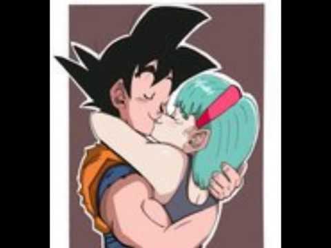 Goku & Bulma True Love