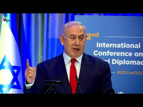 PM Netanyahu's Remarks at the MFA Digital Diplomacy Conference