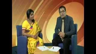 GTV interview on 29.03.2015 Part 1.by Shaila Thiru. about anxiety