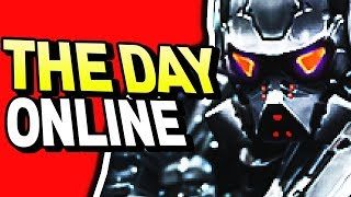 SMITE BUT FUTURISTIC!! - THE DAY ONLINE