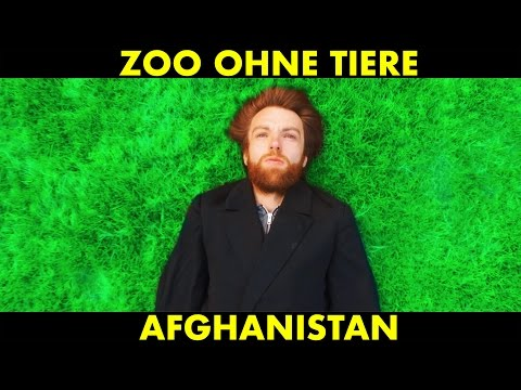 AFGHANISTAN |  ZOO OHNE TIERE 6 | 4K | 21:9