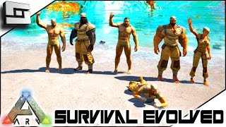 ARK: Survival Evolved - ARK ETERNAL! E1 ( Modded Ark Eternal )