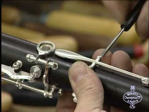 Buffet Clarinet Factory Tour
