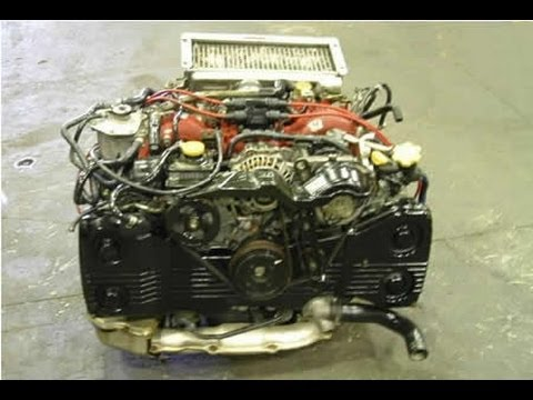 JDM Subaru Engines, EJ20-T, GC8, STI, Version 4, EJ20T Version 5, EJ20-T Vers 6,