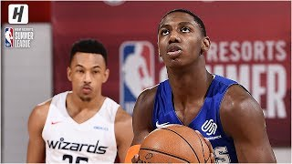 New York Knicks vs Washington Wizards - Full Game Highlights | July 13, 2019 NBA Summer League