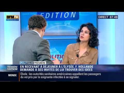 Politique Première: À mi-mandat, François Hollande est-il en manque d'idées ? - 16/10